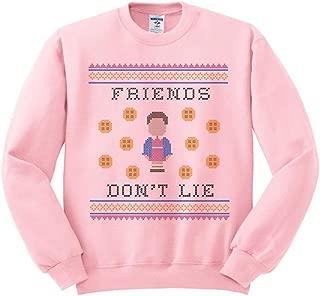TeesAndTankYou Friends Don't Lie Sweatshirt Unisex