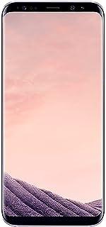 Samsung Galaxy S8+ (Plus) SM-G955U Orchid Gray 64GB - Unlocked (US Version) (Renewed)