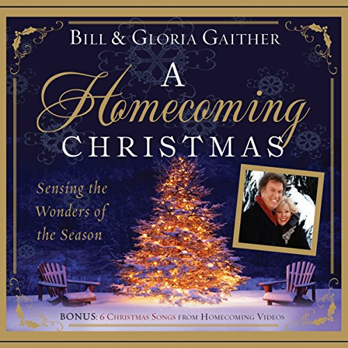 A Homecoming Christmas cover art