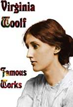 Famous Works - Mrs Dalloway, to the Lighthouse, Orlando, & a Room of One's Own