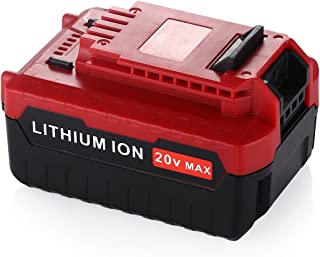Powerextra 20V Max 5.0Ah Lithium Replacement Battery for Porter Cable PCC685L PCC680L Cordless Tools Batteries