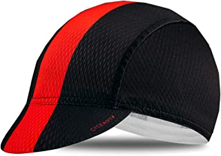 CYCEARTH Cycling Sun Cap Ployester Breathable Baseball Hat for Men Awsome Motorcycle Caps