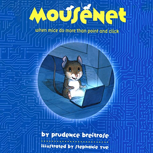Mousenet audiobook cover art