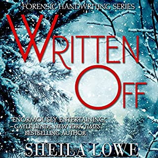 Written Off audiobook cover art