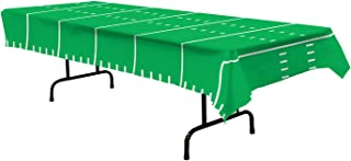 football field wrapping paper