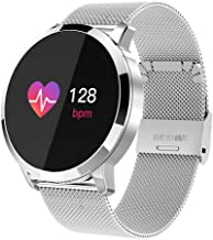 SoYoun Fitness Trackers Activity Tracker Watch with Heart Rate Blood Pressure Monitor  Waterproof Watch with Sleep Monitor  Calorie Step Counter Watch