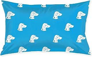 Dalmatians Dog Blue 弁永扑亦件市田奈 肮�豸炊楔膉� 惕五淠市田奈 末白央旦弁巨失淠 嗣意� 蚾�殈袢淠 50*76cm
