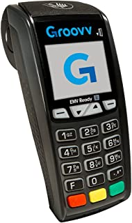 Groovv Terminal One - Credit Card Processing Terminal with EMV and Apple Pay