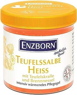 Enzborn Teufelssalbe Pflegegel Heiß 200 ml, 1er Pack 1 x 200 ml
