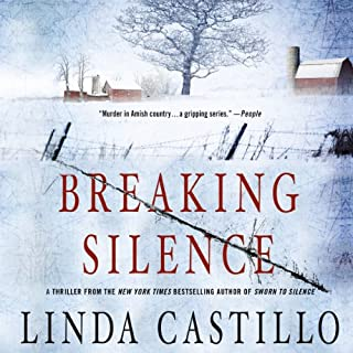 Breaking Silence                   Written by:                                                                                                                                 Linda Castillo                               Narrated by:                                                                                                                                 Kathleen McInerney                      Length: 9 hrs and 21 mins     1 rating     Overall 4.0