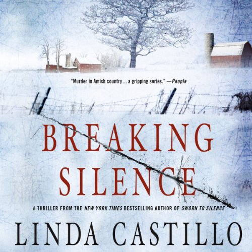 Breaking Silence Audiobook By Linda Castillo cover art