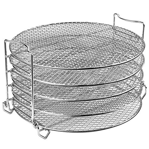 Fantastic Prices! Goldlion Dehydrator Rack Stainless Steel Stand Accessories Compatible with Ninja F...