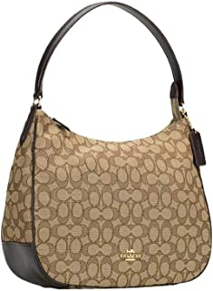 Coach Signature Zip Shoulder Bag