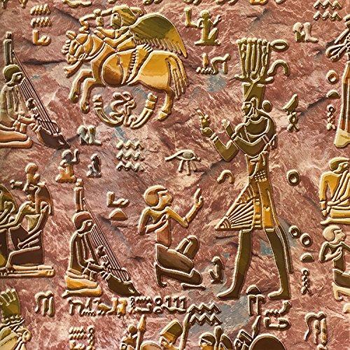 Ancient Terracotta Army Bump Stein Nachahmung Restaurant, Restaurant, Fischrestaurant, Tapete Club-Büro Y, Zweihundertdreiundachtzigtausendeinhundertundeinundfünfzig, nur Tapete