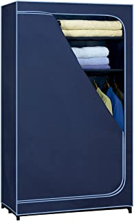 Rayen 2384 Armoire tissu synthétique - 180 x 100 x 50 cm