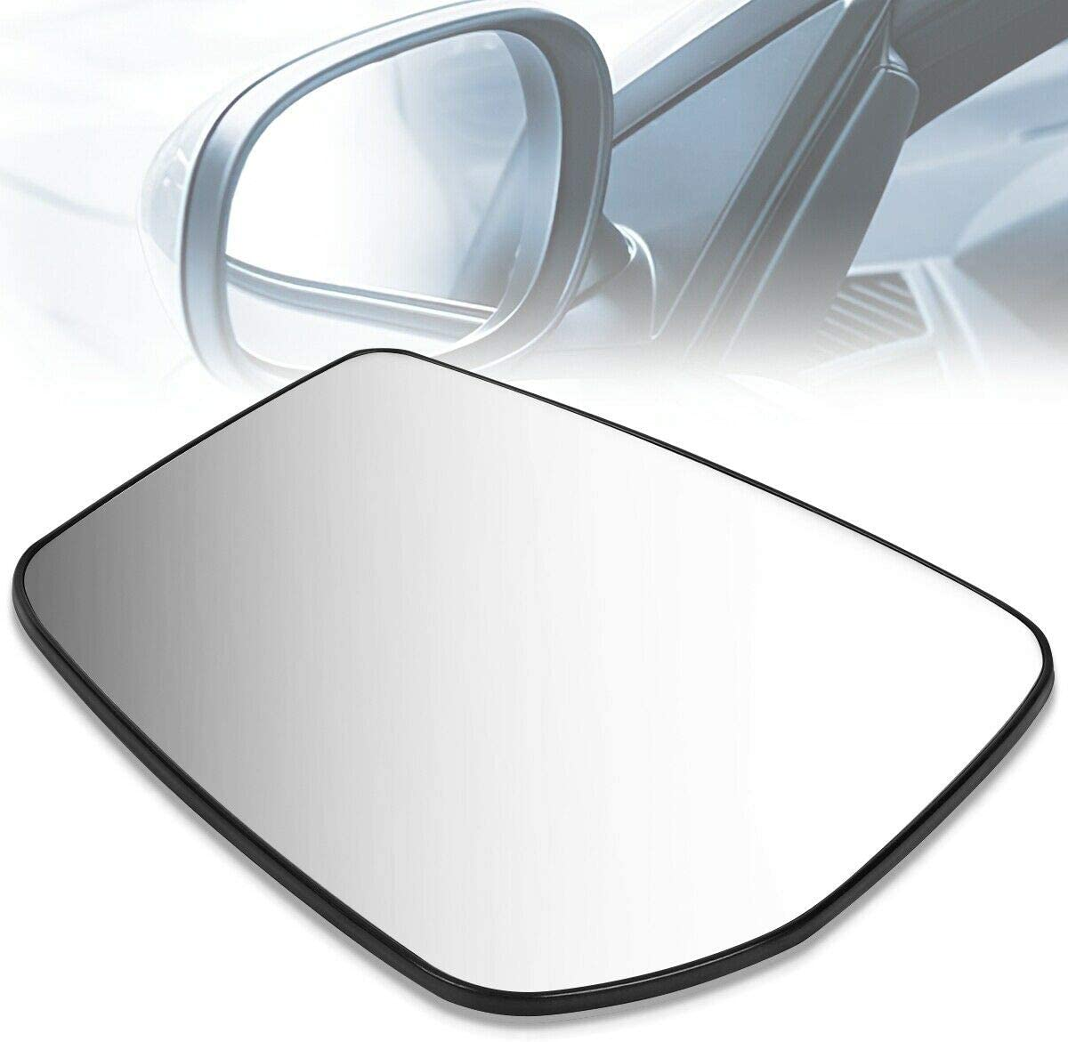 NEW Towing Mirrors Compatible with Versa Sedan Styl Soldering 2015-2018 Industry No. 1 OE