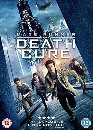 MAZE RUNNER: THE DEATH CURE RETAIL DVD
