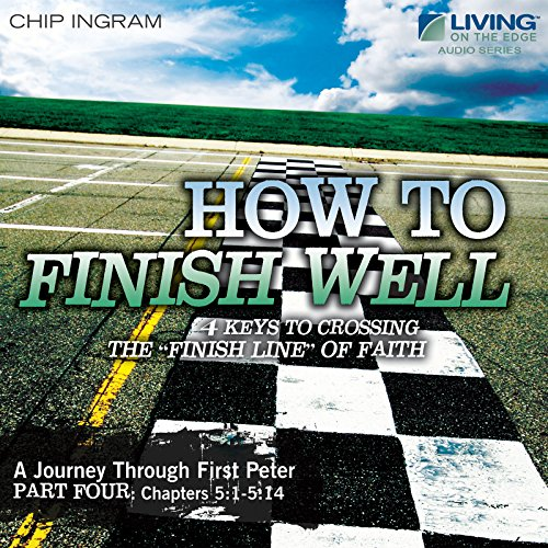 How to Finish Well audiobook cover art