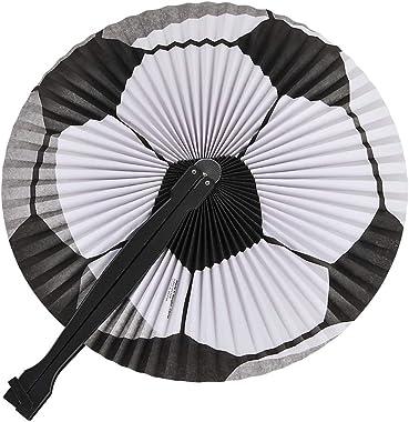 Rhode Island Novelty 10 Inch Folding Fan Assortment, 48 Fans per Order