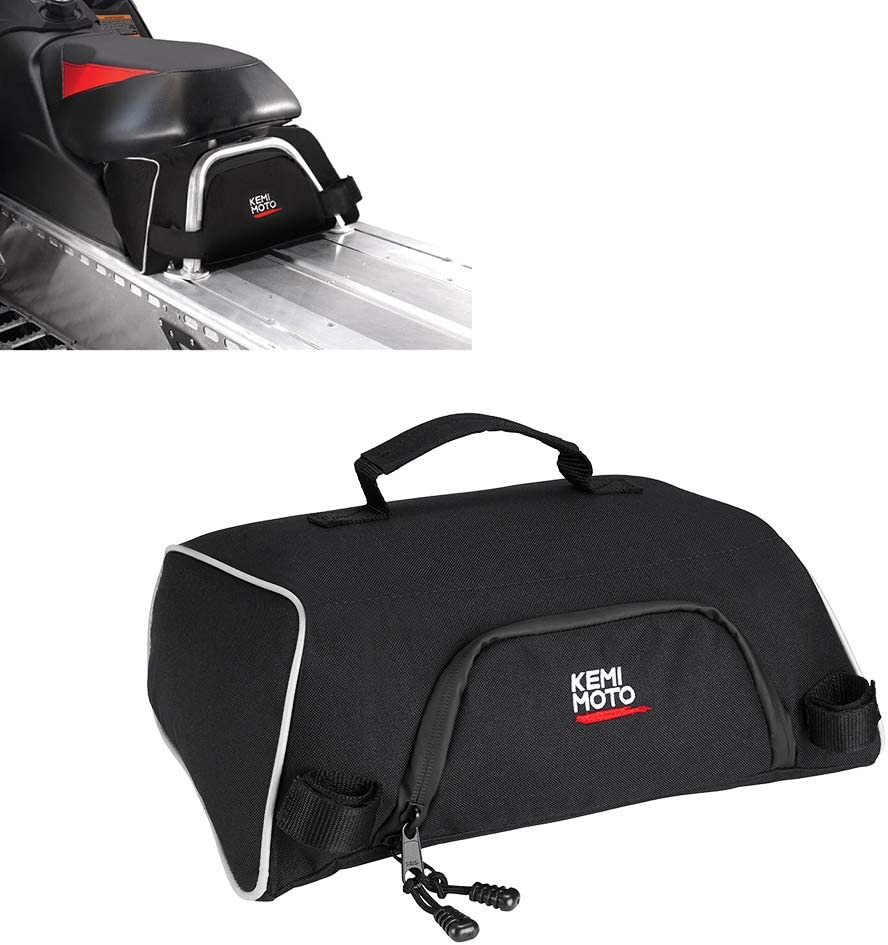 Kemimoto Superior Snowmobile Under Seat NEW before selling ☆ Bag Water-resistant Storage Larg
