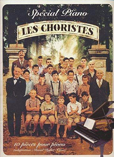 LES CHORISTES - SPECIAL PIANO - arrangiert für Klavier [Noten / Sheetmusic] Komponist: COULAIS BRUNO