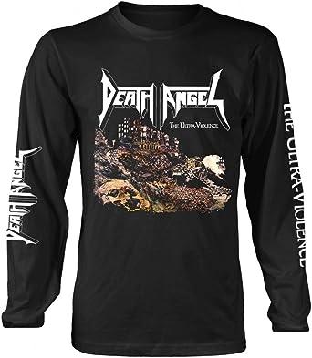 Death Angel The Ultra-Violence (Negro) Camisa de Manga Larga