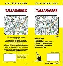 Best tallahassee street map Reviews