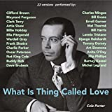 What Is This Thing Called Love (feat. Charlie Shavers (Tp), Benny Carter, Charlie Parker, Johnny Hodges (As), Flip Philips, Ben Webster (Ts), Oscar Peterson (P), Barnes Kessel (G), Ray Brown (B), J.C. Heard (D))