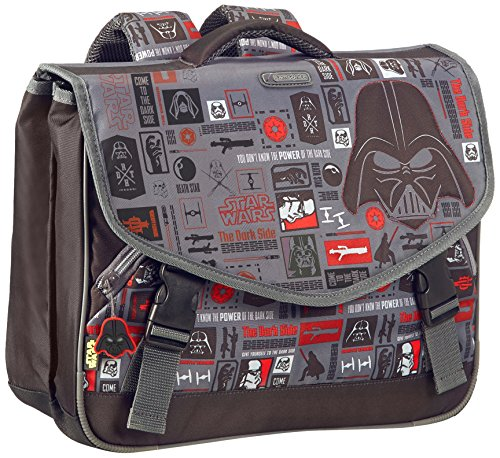 Disney by Samsonite Schulrucksack Star Wars Wonder Schoolbag M 18.5 Liters Mehrfarbig (Star Wars Galaxy) 63547-4465