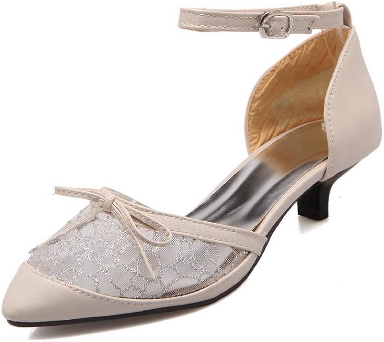 AdeeSu Womens Non-Marking Dress Quilted Urethane Sandals SLC03722