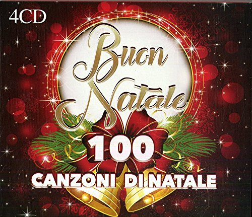 4 CD 100 Canzoni di Natale.