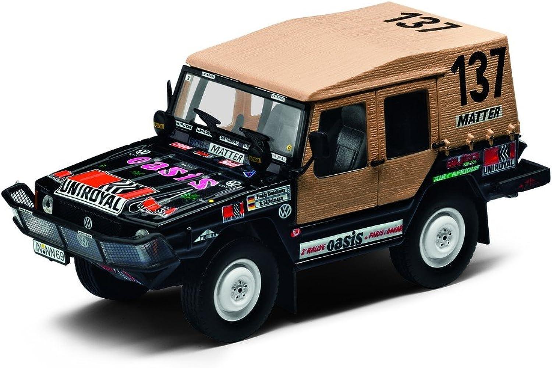 Volkswagen 183099300 K1 W Modell rotuziert von Auto, Schwarz Sand B004JRXMB4 Geeignet für Farbe  | eine breite Palette von Produkten