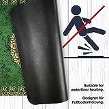 deco-mat Fußmatte Orient (40 x 60 cm, Grün) • rutschfeste und waschbare Fußmatte für außen/innen • saugstarke Schmutzfangmatte für Innen-/Außenbereich in orientalischem Design - 2