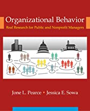 Organizational Behavior: Real Research for Public and Nonprofit Managers