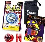 Duncan REFLEX - AUTO RETURN YoYo (Bleu) Pro String Trick Yo Yo das automatisch kommt...