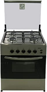 Akai Full Safety Cooking Range, Stainless Steel - CRMA-505SC, 1 Year Warranty