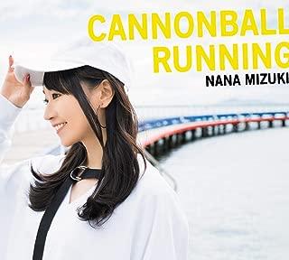 【Amazon.co.jp限定】CANNONBALL RUNNING【初回限定盤CD+2DVD】(オリジナル・ロゴ・チケットホルダー+デカジャケ付き)...