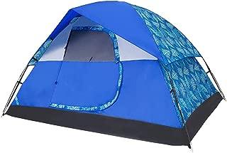 Alvantor Family Camping Tents 4 People Waterproof Tents Easy Setup 9' x 7' Patent Oak Printing Xplorer Tribe Tent