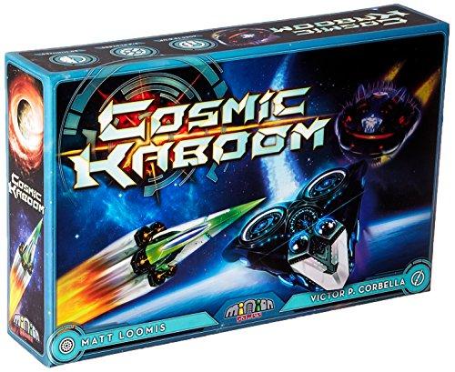 Minion Games MIGCK100 Cosmic Kaboom, gezinnenstrategische spel