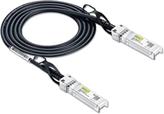 10Gtek for Cisco 10GBASE-CU Direct Attach Copper Cable (DAC), Twinax Cable, Passive, 1.5-Meter