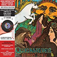 Comin' Thru - Cardboard Sleeve - High-Definition CD Deluxe Vinyl Replica by Quicksilver Messenger Service (2012-06-05)