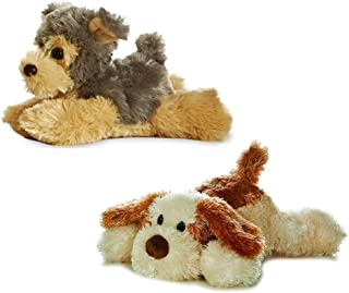 Aurora Cutie Yorkie & Scruff Dog Mini Flopsie 8