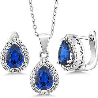 Best sterling silver pendant earrings Reviews