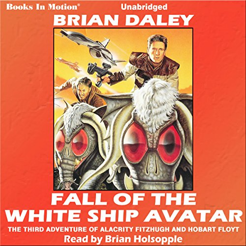 Fall of the White Ship Avatar audiobook cover art