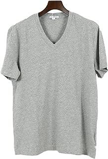(ジェームスパース) JAMES PERSEコットン半袖VネックTシャツMHE3352・017