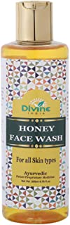 Divine India Honey Face Wash, 200ml
