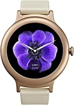 LG Electronics LGW270.AUSAPG Watch Style Smartwatch with Android Wear 2.0 (Renewed) (Rose Gold)