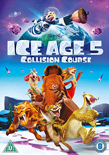 DVD1 - Ice Age 5: Collision Course (1 DVD) [UK Import]