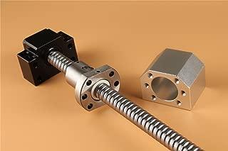 CHUANGNENG Ball Screw RM1605 SFU1605 1050mm End Machine+BK12 BF12 End Supports+DSG16H Ball Nut Housing US Stock