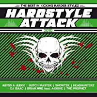 Hardstyle Attack 2010